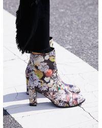 Free People Multicolor Shoes Boots Vegan La Brea Boot