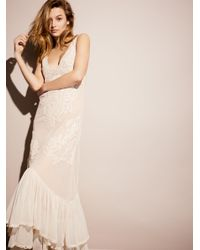 Free People   Alissa's Limited Edition White Dress   Lyst