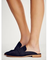 Free People - Multicolor At Ease Loafer - Lyst