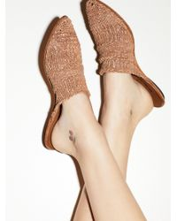 Free People - Natural Highlands Mule - Lyst