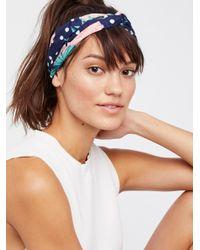 Free People | Multicolor Cha Cha Headband | Lyst