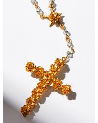 Free People - Multicolor Coronation Crystal Rosary - Lyst