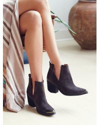 Free People - Multicolor Hunt The Plains Boot - Lyst