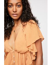 Free People - Multicolor Valentina Top By Endless Summer - Lyst