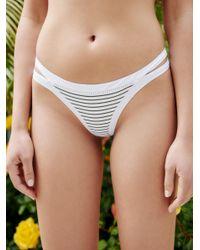 Free People - Multicolor Sunkissed Itsy Bikini Bottom - Lyst
