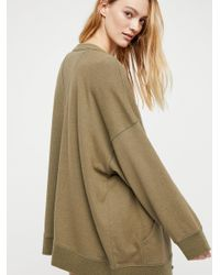 Free People - Multicolor Oh So Cali Cardi - Lyst
