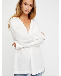 Free People White Clothes Tops & Tees Ready For Whatever