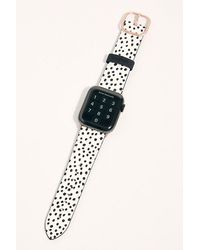 Free People Multicolor Saffiano Apple Watch Band