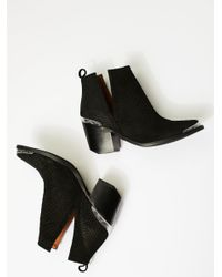 Free People - Black Hunt The Plains Boot - Lyst