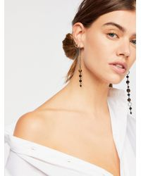 Free People - Multicolor Eclipse Asymmetrical Earrings - Lyst