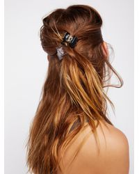Free People | Multicolor Essential Claw Duo | Lyst