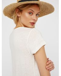 Free People Natural Happiness Tee