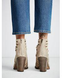Free People Natural Hybrid Heel Boot