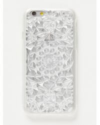 Free People - Multicolor Kaleidoscope Iphone Case - Lyst
