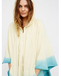 Free People | Multicolor Might Be The One Poncho | Lyst