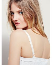 Free People | White Pescadero Bustier | Lyst