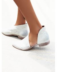Free People | Gray Royale Flat | Lyst