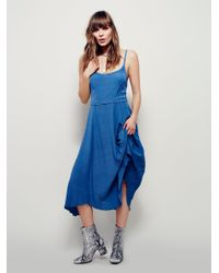 Free People | Blue Intimately Womens None | Lyst