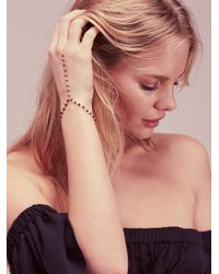 Free People - Metallic Sosi Rosary Handpiece - Lyst