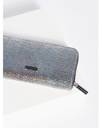 Free People | Metallic Stargazer Wallet | Lyst