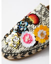 Free People Natural Sutton Espadrille