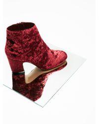 Free People | Multicolor Vegan Elsa Ankle Boot | Lyst