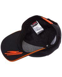 Cappello berretto regolabile uomo di Philipp Plein in Black da Uomo
