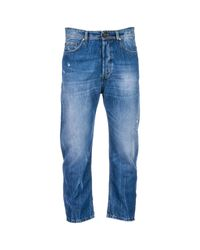 Versace Jeans Blue Men's Jeans Denim for men