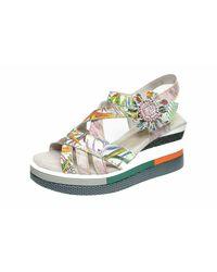 LAURA VITA Multicolor Sandalen/Sandaletten