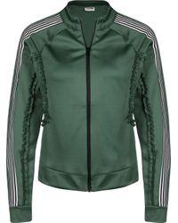 Noisy May Green Trainingsjacke NMDima W