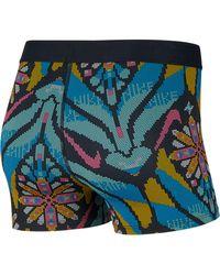 Nike Blue Dri-Fit Shorts Pro