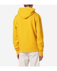 Sweat à capuche message Paris Sandro pour homme en coloris Yellow