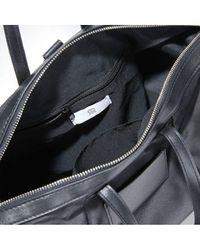 Sac en nylon, porté sac à dos ou sac à main LA REDOUTE en coloris Black