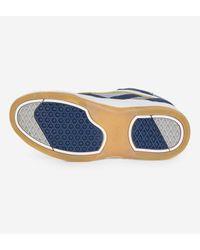 Baskets basses Brux WC bleues et grises Vans pour homme en coloris Blue