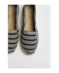 Espadrilles traditionnelles CLASSIQUE MARINCALA 1789 Cala pour homme en coloris Gray