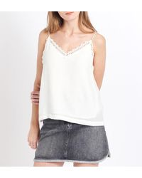 Top Laureline Suncoo en coloris White