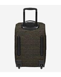 Valise souple cabine Tranverz S 2R 51 cm Eastpak en coloris Black
