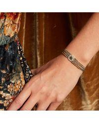 Bracelet Shogun Hipanema en coloris Metallic