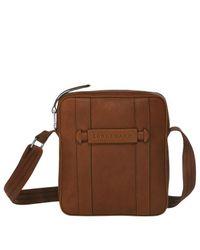 Sac porté travers 3D Longchamp pour homme en coloris Brown