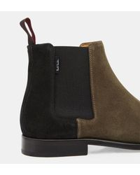 Bottines Gerald cuir Paul Smith pour homme en coloris Multicolor