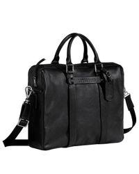 Porte-documents 3D Longchamp pour homme en coloris Black