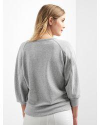 Gap Gray   Wonder Womantm Raglan Sweatshirt
