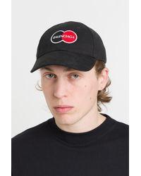 Cappellino da Baseball Credit Card di Balenciaga in Multicolor da Uomo