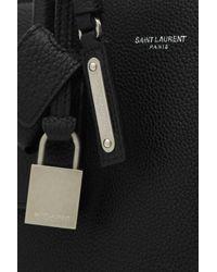 Saint Laurent - Black Small Sac De Jour Souple Bag - Lyst