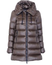 Moncler | Multicolor Suyen Long-length Down Jacket | Lyst