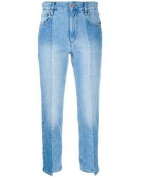 Étoile Isabel Marant Blue 'clancy' Jeans