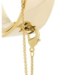 Eddie Borgo - Metallic Cuff Bracelet - Lyst