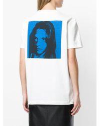 CALVIN KLEIN 205W39NYC - Multicolor Western T-shirt - Lyst