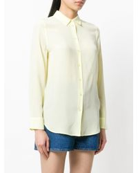 Equipment - Multicolor Button Up Shirt - Lyst