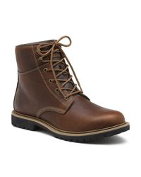 G.H. Bass & Co. Brown Viking Boot for men